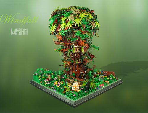 Windfall (LEGO MOC)