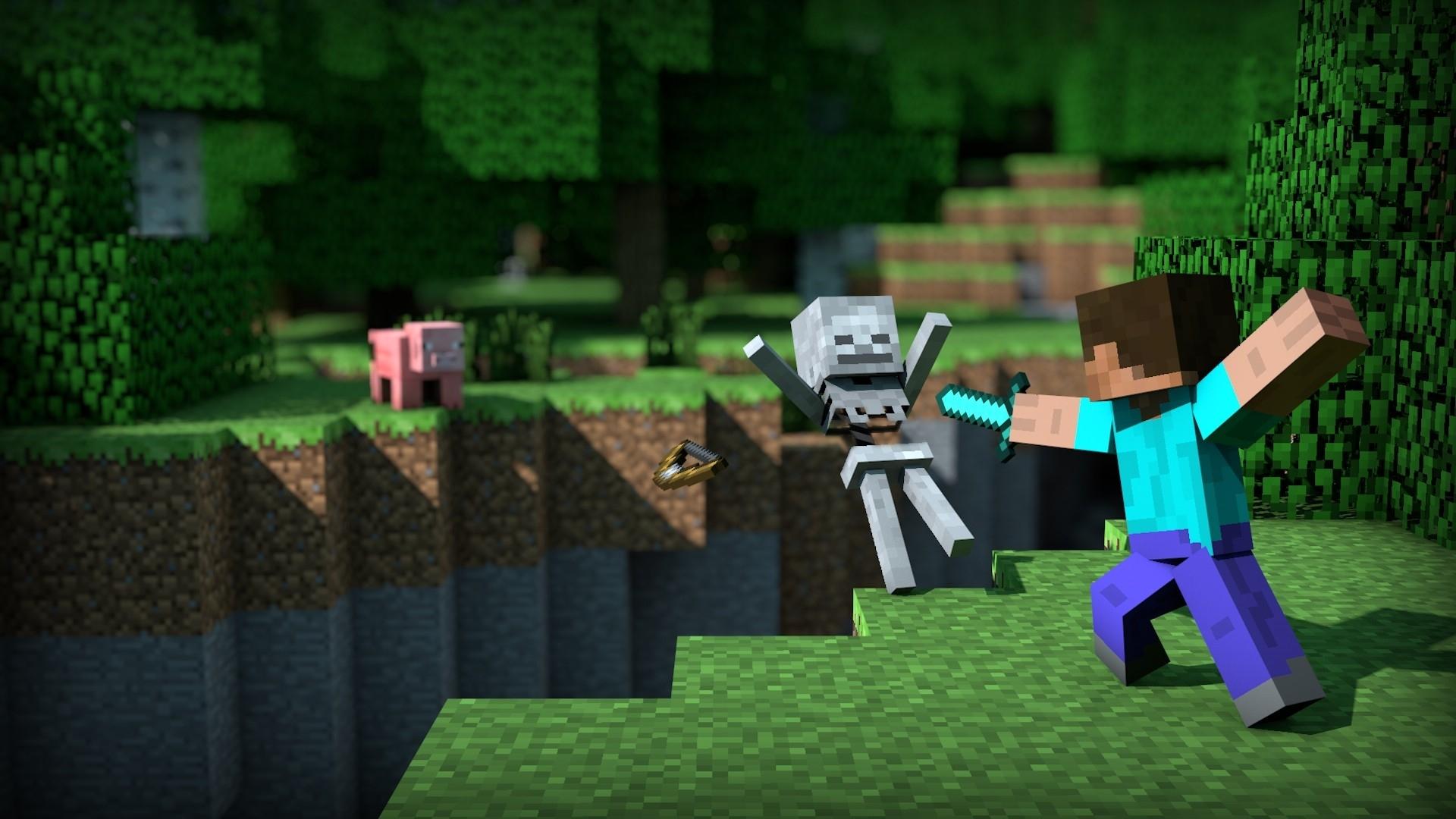 Minecraft-Maze