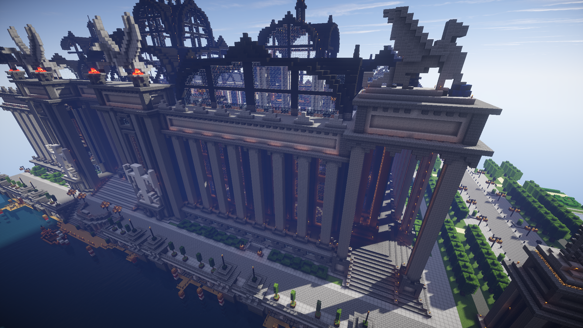 Minecraft-imperial-city